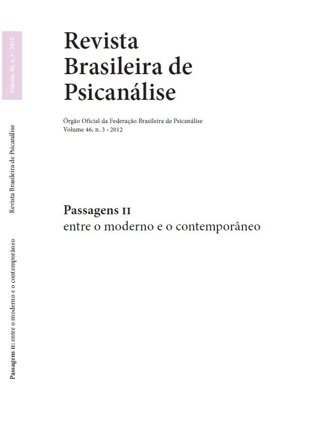 Passagens II – entre o moderno e o contemporâneo